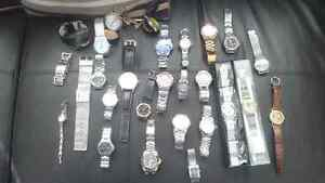 27 Watches - Incredible deal!!!!