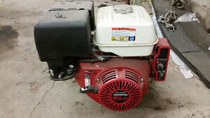 13 horse electric start honda hydraulic power pack
