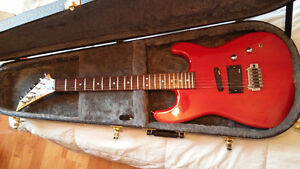 Jackson dinky made in japan 90 avec emg actif