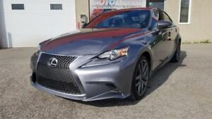 Lexus IS 300 F SPORT, AWD, CUIR 2016
