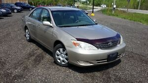 2002 Toyota Camry LE Sedan - CERTIFIED & E-TESTED! Kitchener / Waterloo Kitchener Area image 7
