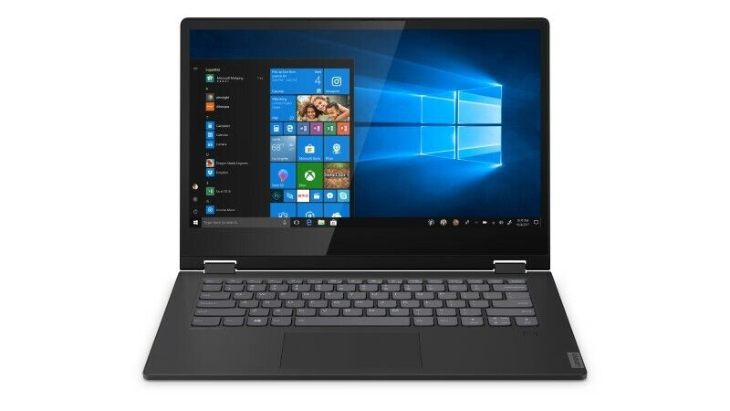 """Lenovo Flex 14IWL 2-in-1 14"""" Touch-Screen Laptop Intel Core i7 16GB Memory 512GB Solid State Drive Onyx Black 81SQ0008US"""