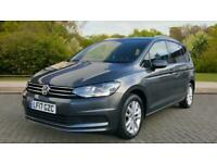 2017 Volkswagen Touran 1.6 TDI 115 SE Family Manual Manual Diesel Estate