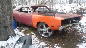1968 1969 1970 dodge charger parts