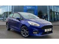 2018 Ford Fiesta 1.0 EcoBoost 125 ST-Line 3dr **17` alloys, Apple car play** Man