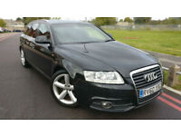 2010 60 Audi A6 Avant 2.0TDIe S Line +++HUGE SPEC+++