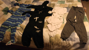 Clothes for twin boys