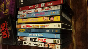 comedy movies dvd lot