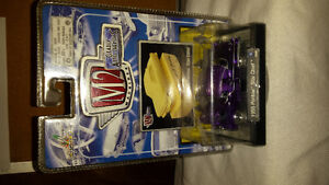 2 collectiable sealed M2 castline die-cast cars.