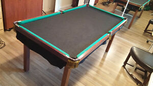 Table de billard 3' X 6' Saguenay Saguenay-Lac-Saint-Jean image 1