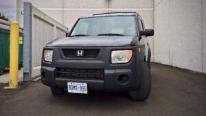 Reduced: 2005 Honda Element EX w/Y Pkg