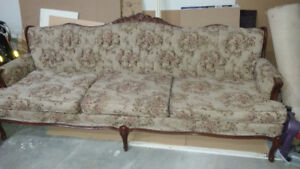 Quality furniture must sell- downsizing