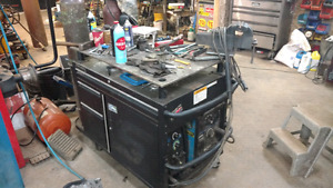SnapOn Welding Cart