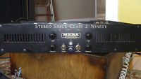 Mesa Boogie Engineering 2:90 two ninety simul-class Power Amp