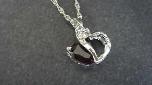 Heart Pendent Kitchener / Waterloo Kitchener Area image 1