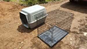 Collapsible Wire Dog Kennel