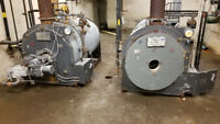 Attention Metal Recyclers - 2 large boilers need to be removed