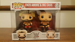 Funko Pop!: WWE - Enzo Amore & Big Cass (Walgreens Exclusive)