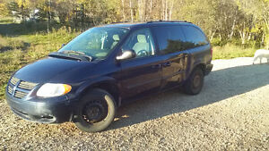 2006 Dodge Grand Caravan stow and go Minivan, Van