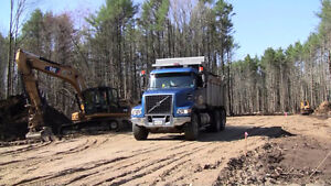 Dump Truck and Skid Steer Services