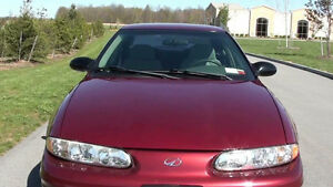2001 Oldsmobile Alero Coupe (2 door)