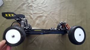 rc Super clean 1/10th TLR vintage 2wd XXX-CR buggy for sale