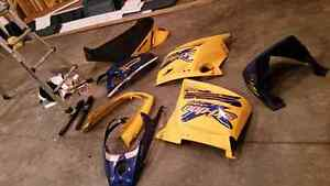 Parting out rev and xp skidoos call/txt 597 1554 St. John's Newfoundland image 7