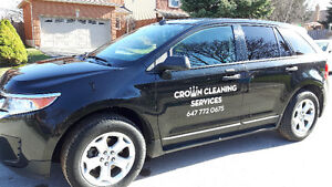 Crown Cleaning Services King City, Nobleton and Schomberg