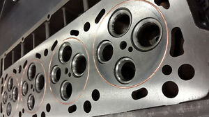 Remanufactured Diesel Cylinder Heads - with FIRE RING.