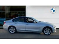 2018 BMW 3 Series 320i Sport 4dr Petrol Saloon Saloon Petrol Manual