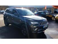2016 Jeep Grand Cherokee 3.0 CRD Overland 5dr Automatic Diesel Estate