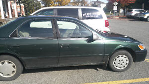 2000 Toyota Camry CE Sedan (Safetied Ready to Plate)