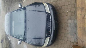 Audi A4 Sedan 5 speed e tested need gone today