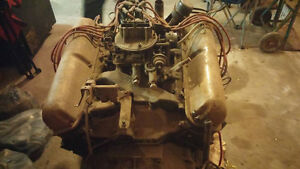 \engine with automatic Transmission attached London Ontario image 4