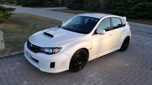 2011 Subaru WRX Pearl White, Pristine Condition!, New Safety!