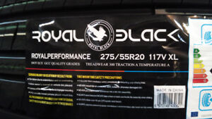 NEW TIRES 275/55/20 - 550$ txin 4tires ** 2150 Hymus, Dorval **