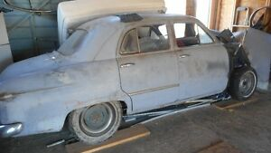 project car -1949 ford four door