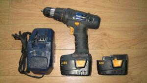 Cordless Drill - Master Craft