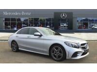 2020 Mercedes-Benz C-CLASS C200 AMG Line Edition Premium 4dr 9G-Tronic Petrol Sa