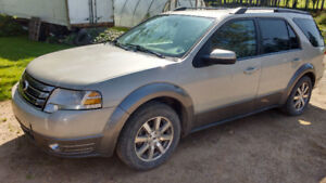 2008 Ford FreeStyle/Taurus X Wagon
