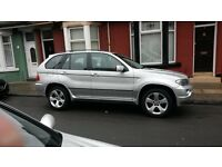 BMW X5 3.0ltr Diesel
