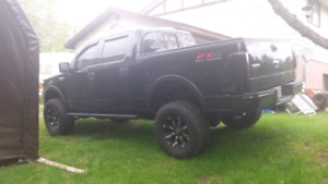 Ford F150 FX4 4x4 Supper Crew
