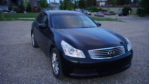 2009 Infiniti G37x  LOW KMS / DISCOUNT $2,000 CHEAP