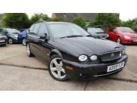 2010 JAGUAR X-TYPE ESTATE 2.2 DIESEL*HIGH SPEC!!VERY GOOD CONDITION