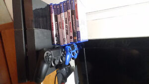 Ps4 8 games 2 controllers 325 obo