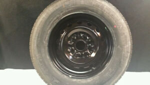 Toyota Camry 15x6 Full Size Spare Wheel, never used