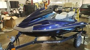 "2015 Yamaha Waverunner VX Cruiser ""SOLD"""
