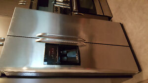 Refrigerator and stove , washer and dryer 1900 ** negotiable ***