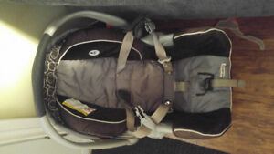 Graco snugride 35 and travel system stroller