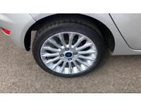 2011 Ford Fiesta 1.4 Titanium Automatic Petrol Hatchback